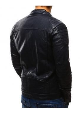 038e138c8 Prešívaná kožená bunda v bordovej farbe Prešívaná kožená bunda v bordovej  farbe
