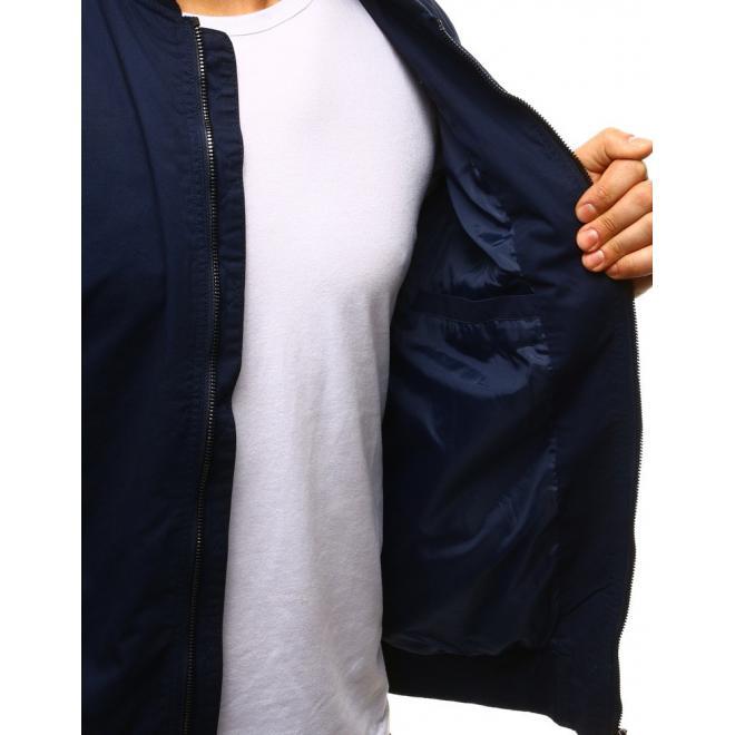 Dlhšia prechodná bunda s maskáčovým motívom pre pánov