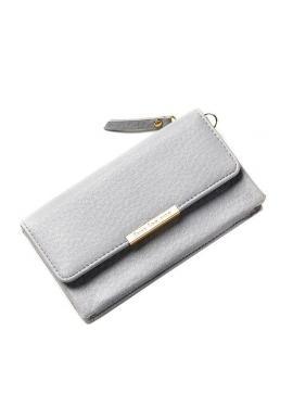 Ružová elegantná peňaženka pre dámy
