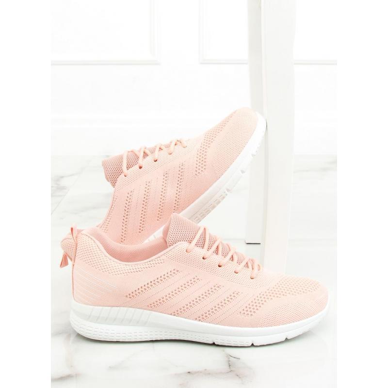 5f5dea9275 Módne dámske tenisky ružovej farby - skvelamoda.sk
