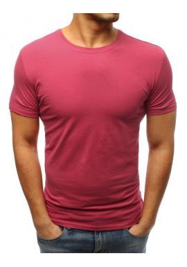 34a233c0e7de Klasické pánske tričko svetlomodrej farby s krátkym rukávom ...