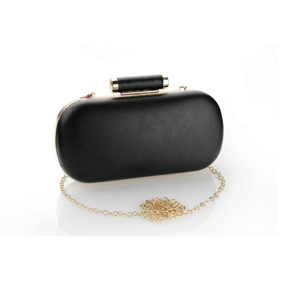 850efd9cd Dámska spoločenská kabelka so zlatou retiazkou v bielej farbe. Loading zoom