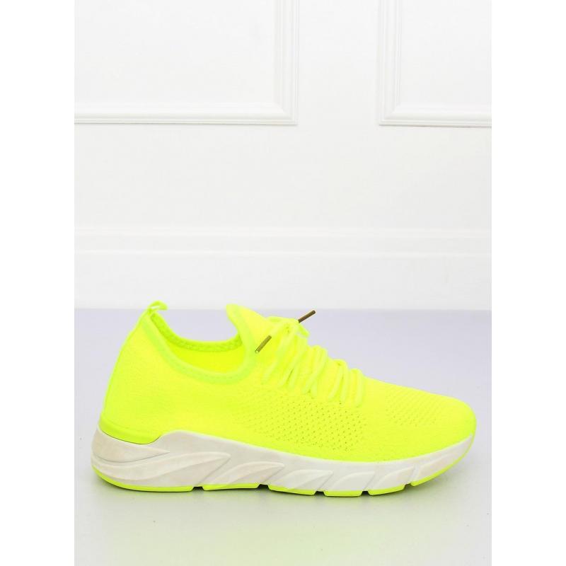8372f1d7fae1 Žlté športové tenisky pre dámy - skvelamoda.sk