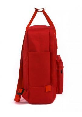 Športový ruksak tmavomodrej farby s rukoväťami