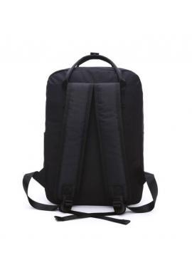 Červený športový ruksak s rukoväťami