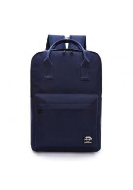 Čierny športový ruksak s rukoväťami