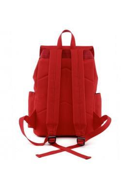 Športový ruksak tmavomodrej farby s rukoväťou