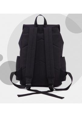 Modrý športový ruksak s rukoväťou