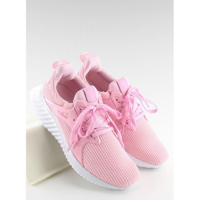 85edeac80c6c Dámske pohodlné tenisky na beh v ružovej farbe vo výpredaji ...