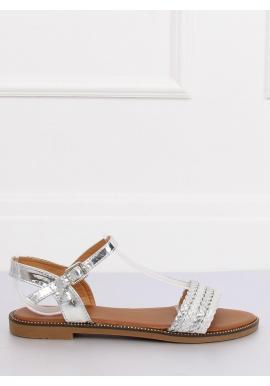 625b0b9f42b4 Lakované dámske sandále čiernej farby ...