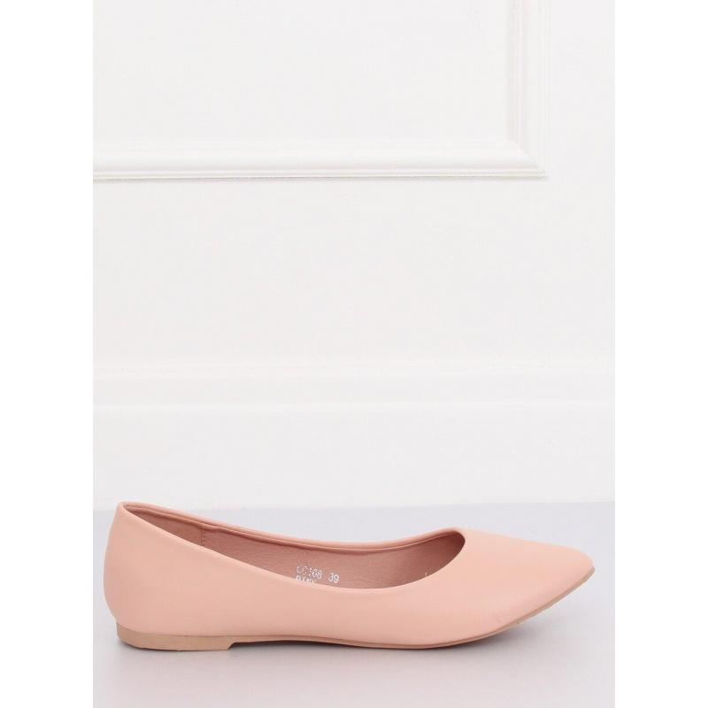 0071e2ccc0 Ružové klasické balerínky pre dámy - skvelamoda.sk