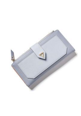 Elegantná dámska peňaženka ružovej farby