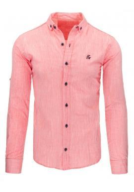 Klasická košeľa v sivej farbe pre pánov