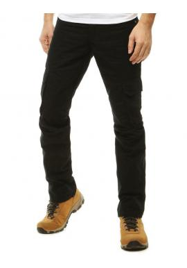 Čierne módne kapsáče pre pánov