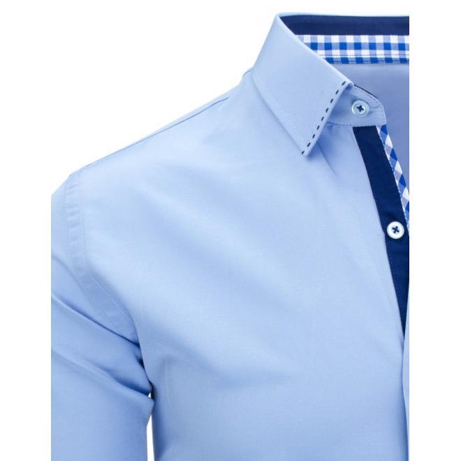 Pánska elegantná košeľa v bielej farbe