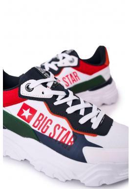 Farebné štýlové tenisky Big Star s pamäťovou stielkou pre pánov