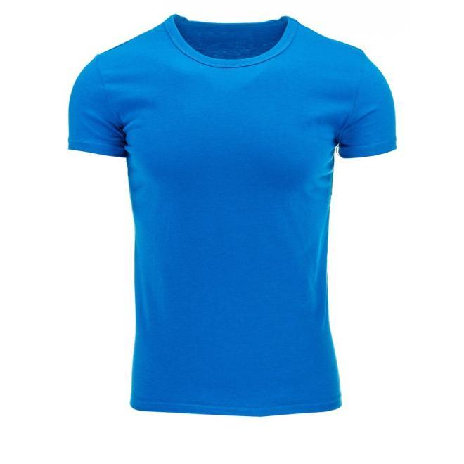 Tričko pre pánov v tmavosivej farbe s okrúhlym výstrihom
