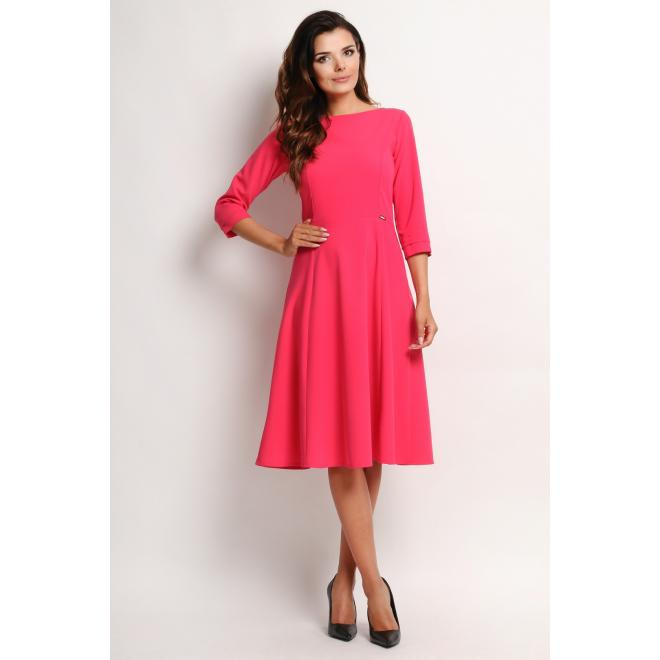 Dámske šaty - ružové