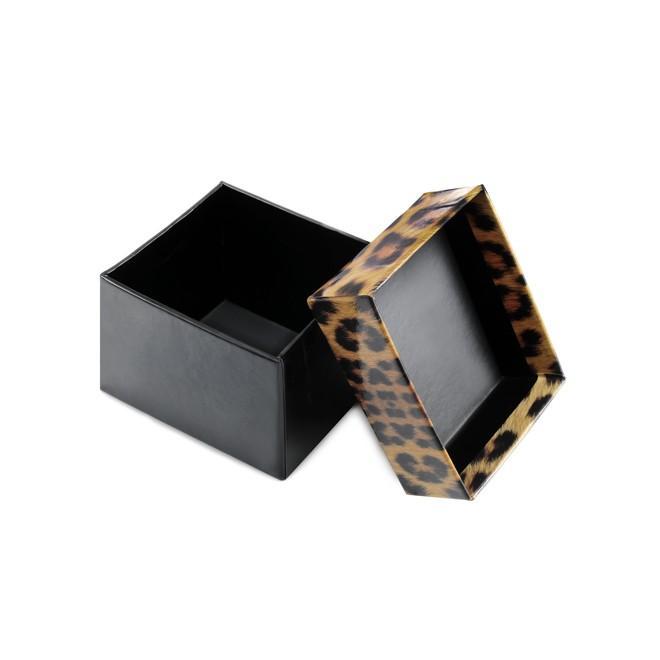 Darčeková krabička v čiernej farbe